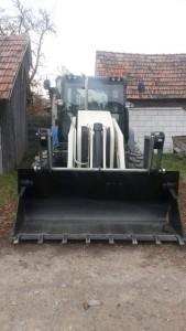 Proiect buldoexcavator
