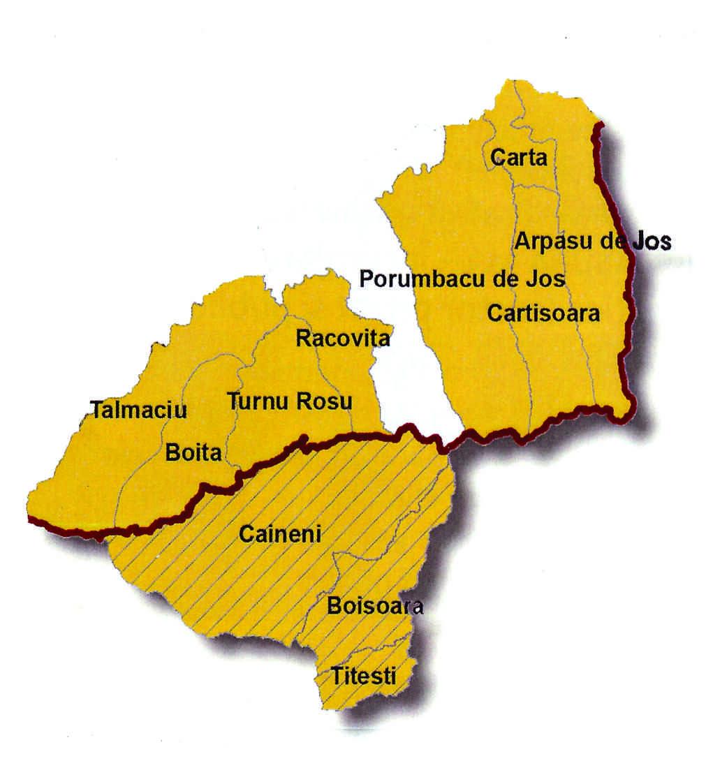 harta teritoriu